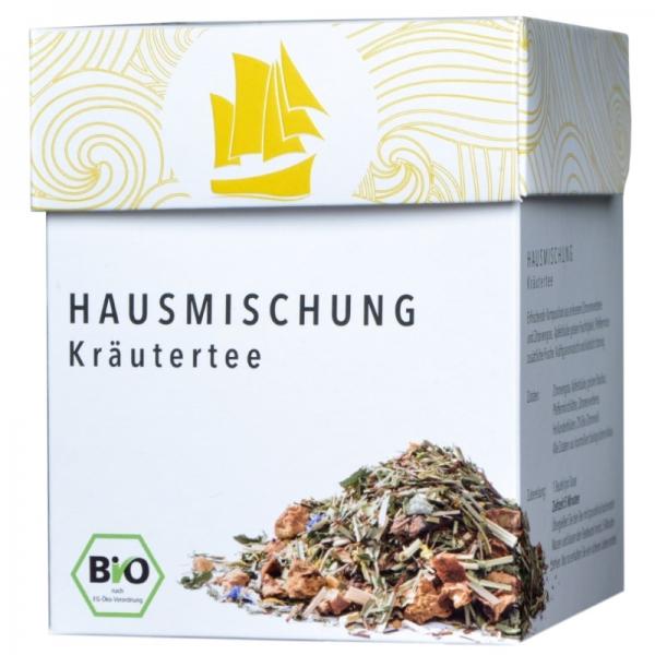 Passione Tea Company Hausmischung Kräutertee 800x800