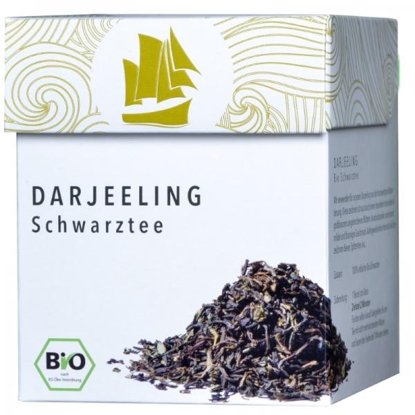 Passione Tea Company Darjeeling Schwarztee 800x800