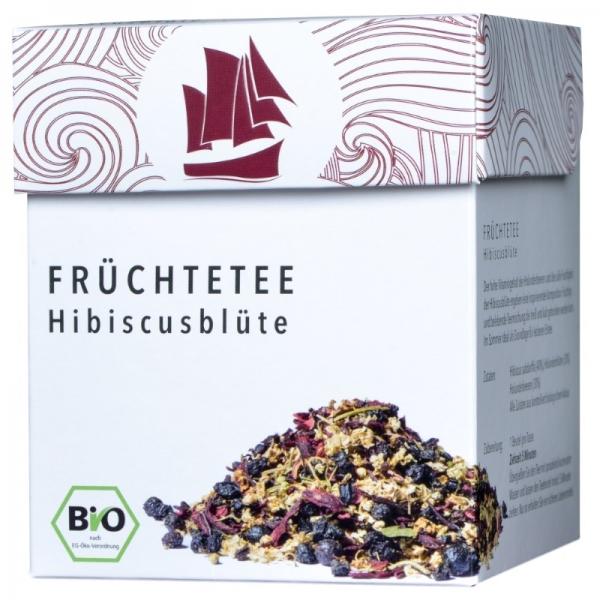 Passione Tea Company Hibiscusblüte 800x800