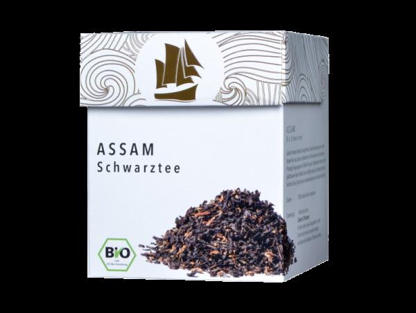 Passione Tea Company Assam Schwarztee 800x602