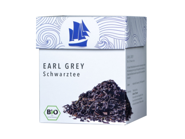 Passione Tea Company Earl Grey Schwarztee 800x602