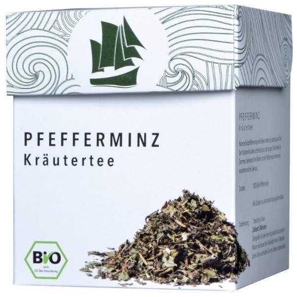 Passione Tea Company Pfefferminz Kräutertee 800x800