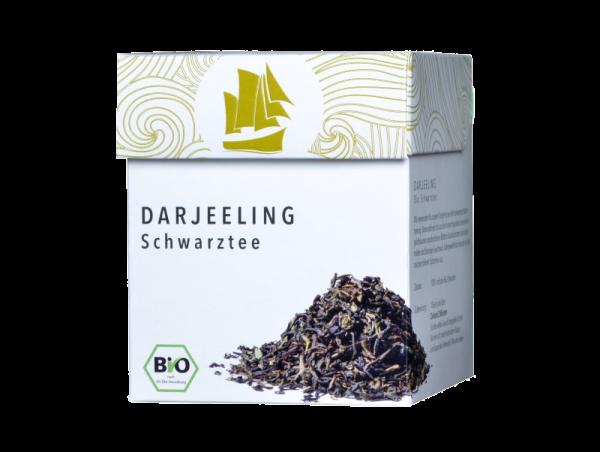 Passione Tea Company Darjeeling Schwarztee 800x602