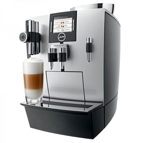 Jura Impressa XJ9 Professional Seitenansicht 800x800