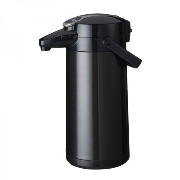 Bonamat Airpotkanne Furento 2,2 Liter Schwarz-Metallic 800x800