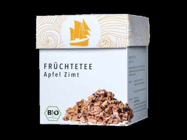 Passione Tea Company Früchtetee Apfel Zimt 800x602
