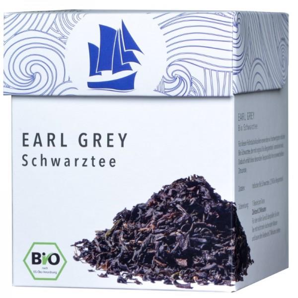 Passione Tea Company Earl Grey Schwarztee 800x800