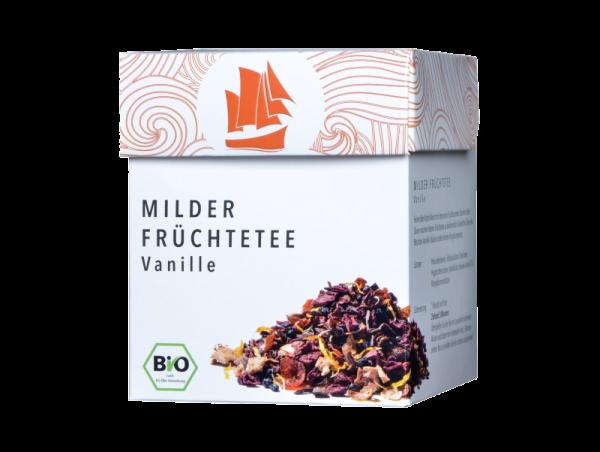 Passione Tea Company Milder Früchtetee Vanille 800x602