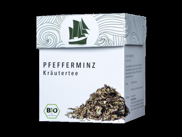 Passione Tea Company Pfefferminz Kräutertee 800x602
