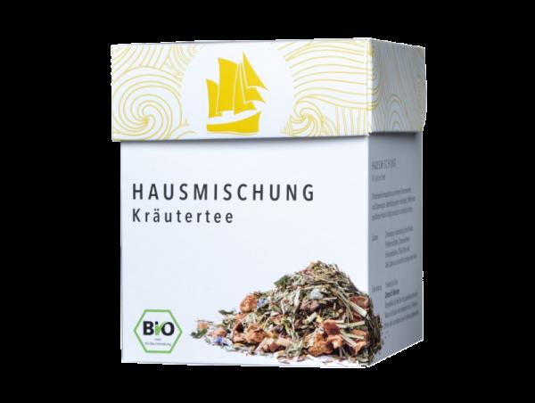 Passione Tea Company Hausmischung Kräutertee 800x602