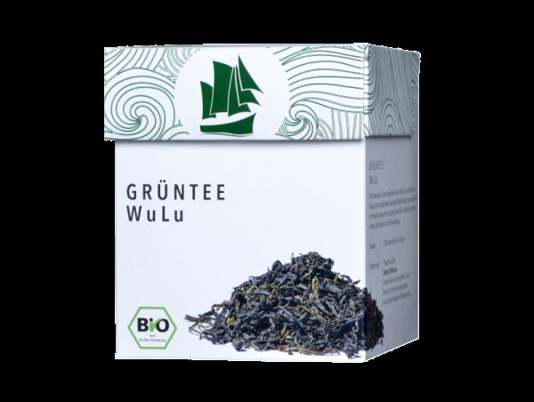 Passione Tea Company Grüntee WuLu 800x602