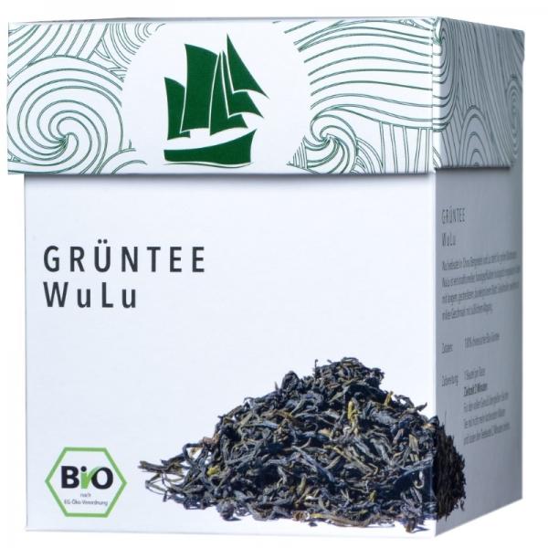 Passione Tea Company Grüntee WuLu 800x800
